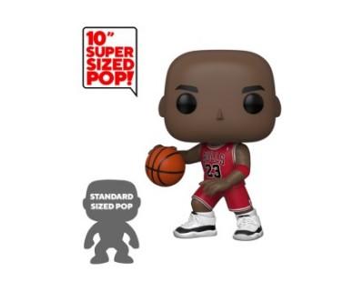 Funko POP! NBA Bulls - Michael Jordan (Red Jersey) 25cm