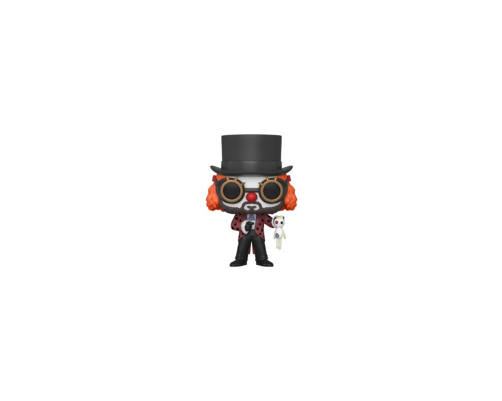 Funko POP! La Casa de Papel - Professor O Clown