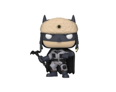 Funko POP! Batman 80th - Red Son Batman (2003)