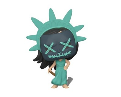 Funko POP! The Purge - Lady Liberty (Election Year)