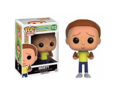 Funko POP! Animation - Rick and Morty Morty
