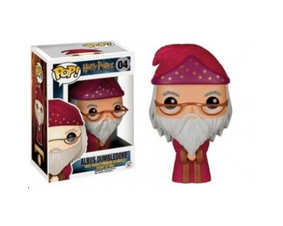 Funko POP! Movies Harry Potter - Albus Dumbledore