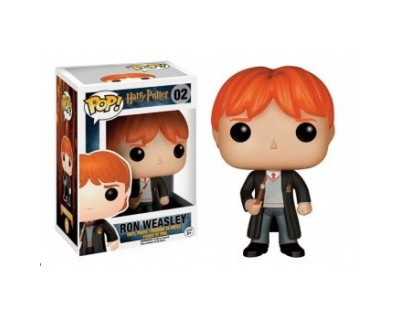 Funko POP! Movies Harry Potter - Ron Weasley
