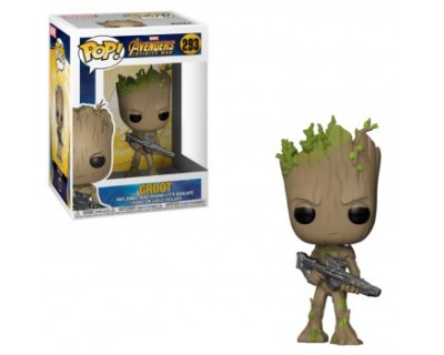 Funko POP! Avengers: Infinity War - Groot