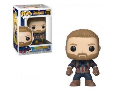 Funko POP! Avengers: Infinity War - Captain America