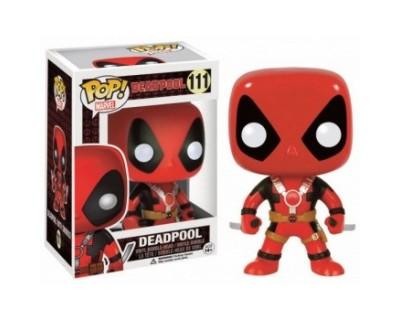 Funko POP! Marvel - Deadpool Two Swords