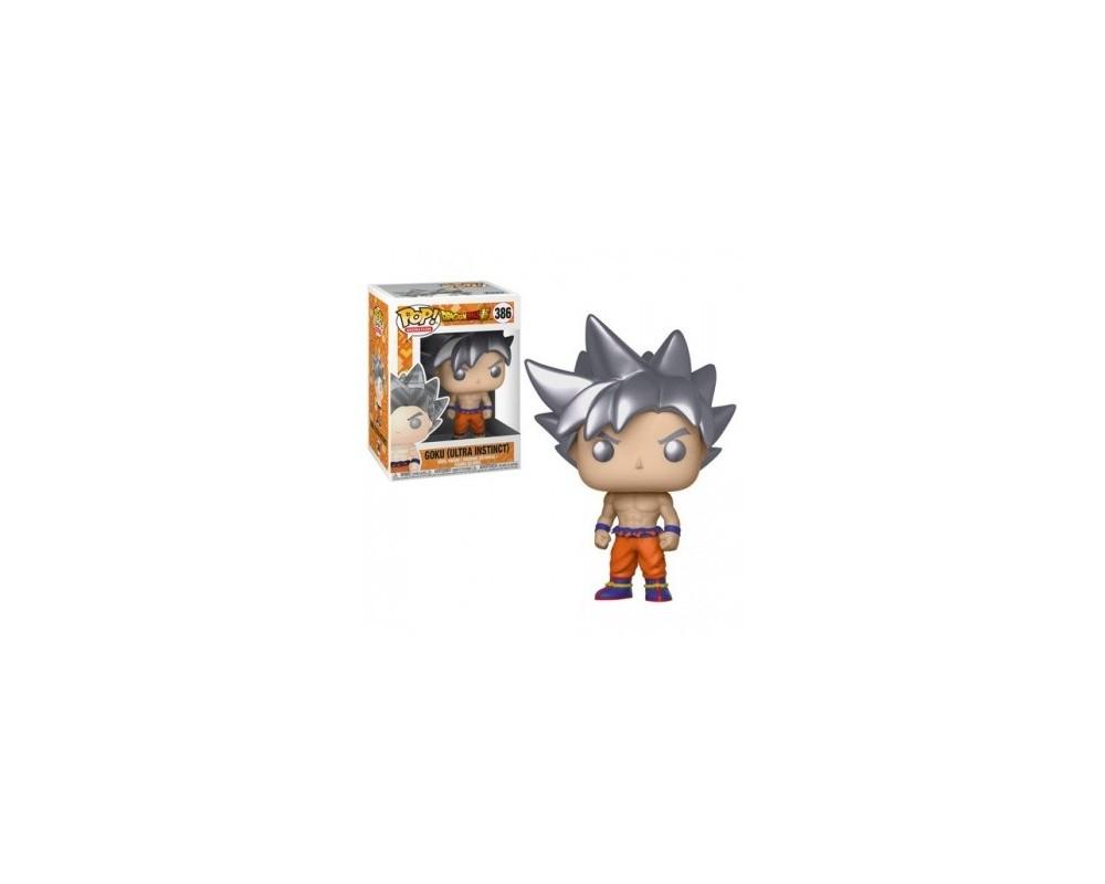Funko POP! Dragon Ball Super - Goku (Ultra Instinct Form)