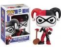 Funko POP! DC Comics Harley Quinn With Mallet
