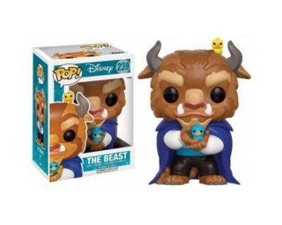 Funko POP! Disney Beauty And The Beast - Winter Beast with birds