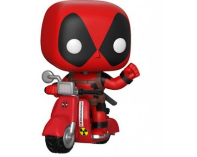 Funko POP! Rides Deadpool - Deadpool & Scooter