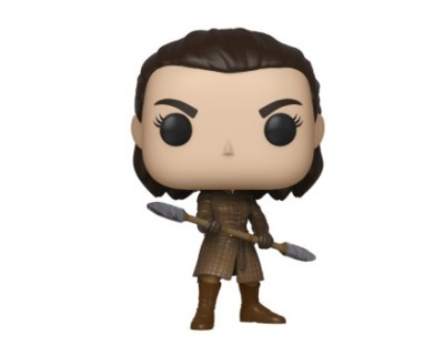 Funko POP! Game of Thrones - Arya w/Two Headed Spear