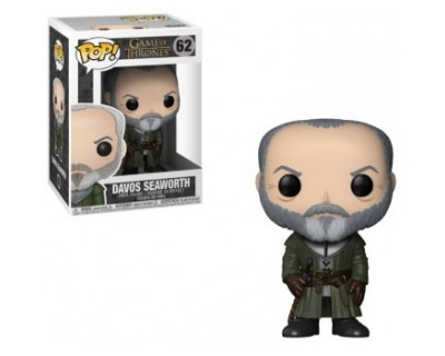 Funko POP! Game of Thrones - Ser Davos Seaworth Vinyl