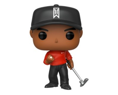 Funko POP! Tiger Woods (Red Shirt)