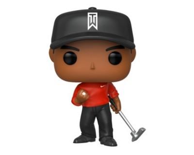 Funko POP! Tiger Woods (Red Shirt)