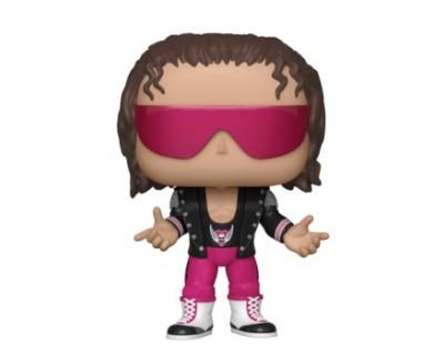 Funko POP! WWE: Bret Hart (w/ jacket)