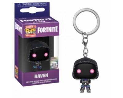 Funko POP! Keychain: Fortnite - Raven