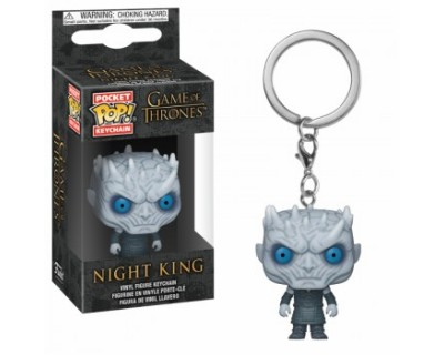 Funko POP! Keychain: Game of Thrones: Night King