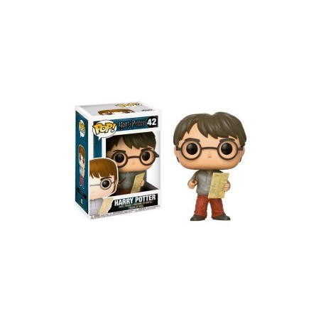 Funko POP! Harry Potter - Harry Potter (Marauders Map)