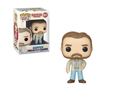 Funko POP! STRANGER THINGS - HOPPER 801