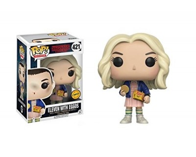 Funko POP! STRANGER THINGS - ELEVEN WHITH EGGOS 421