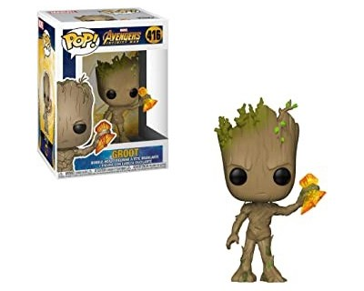 Funko POP! IT - AVENGERS - GROOT 416