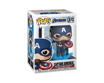 Funko POP! IT - AVENGERS - CAPTAIN AMERICA 573