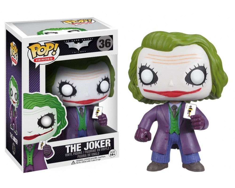 Funko POP! HEROES - THE JOKER 36