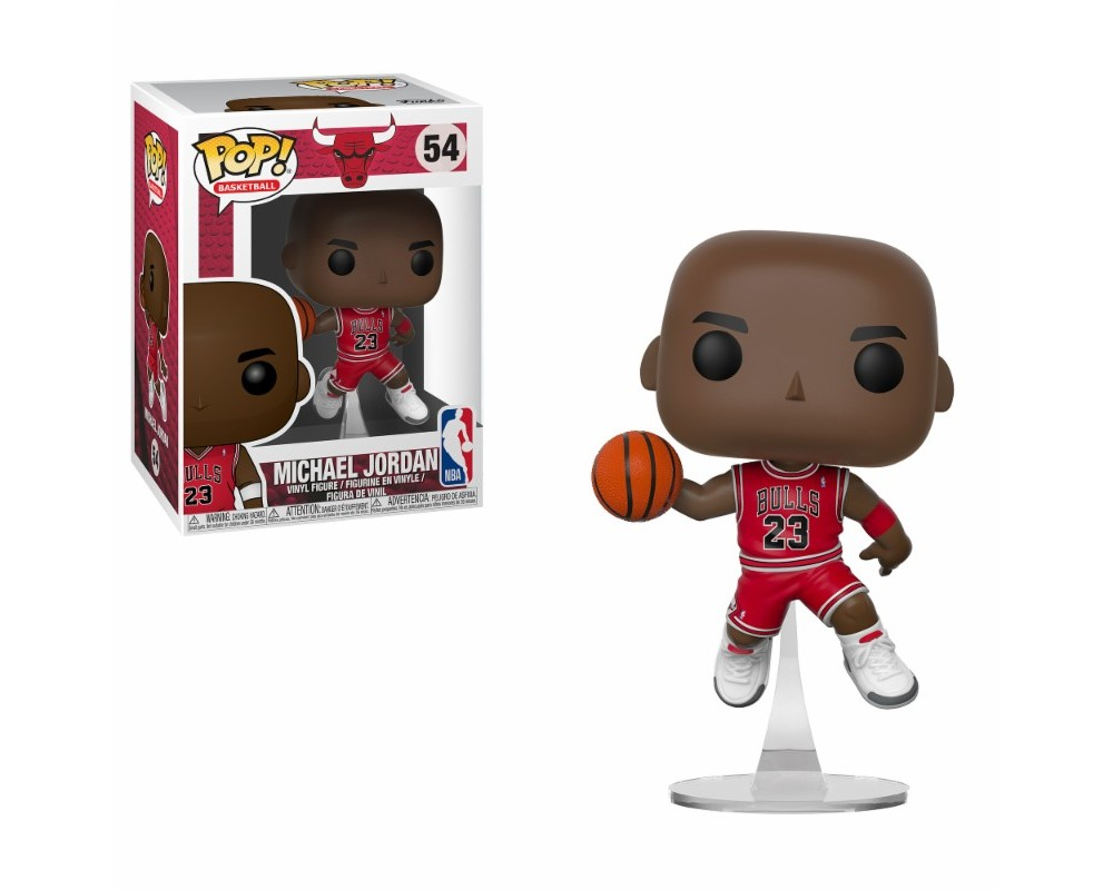 Funko POP! NBA - MICHAEL JORDAN 54