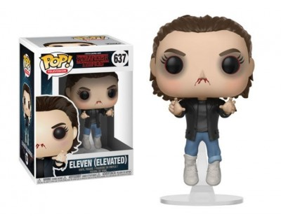 Funko POP! Stranger Things - Eleven (Elevated) 637