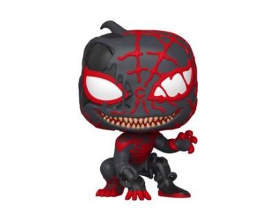 Funko POP! Spider-Man Maximum Venom - Venomized Miles Morales 600
