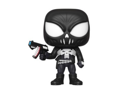 Funko POP! Venom - Venomized Punisher 595
