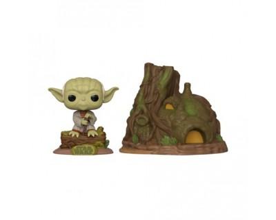 Funko POP! Star Wars - Dagobah Yoda Whit Hut 11