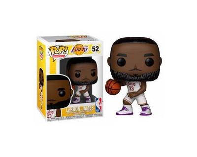 Funko POP! NBA - LEBRON JAMES 52