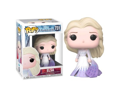 Funko POP! FROZEN II - ELSA 731