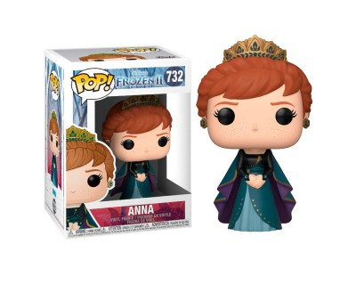 Funko POP! FROZEN II - ANNA 732