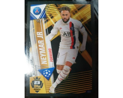 Match Attax 101 2019/2020 NEYMAR JR WORLD STAR 23