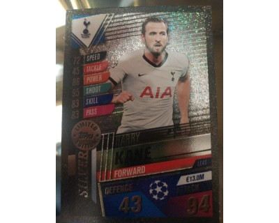 Match Attax 101 2019/2020 KANE SILVER LIMITED EDITION