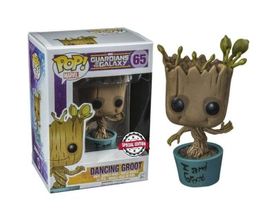 FUNKO POP! GUARDIANS OF THE GALAXY - DANCING GROOT 65 SPECIAL EDITION