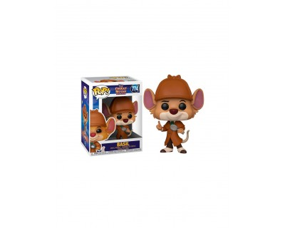 FUNKO POP! THE GREAT MOUSE DETECTIVE - BASIL 774