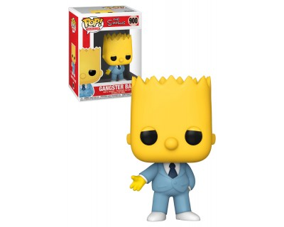 Funko POP! THE SIMPSONS - GANGTERS BART 900