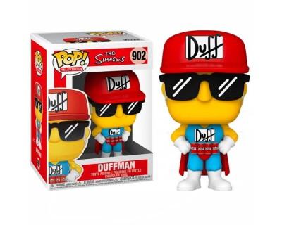 Funko POP! THE SIMPSONS - DUFFMAN 902