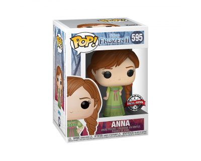 FUNKO POP! FROZEN II - ANNA 595 SPECIAL EDITION