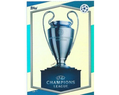 MATCH ATTAX U.C.LEAGUE 2016/2017 UEFA CHAMPIONS LEAGUE TROPHY CARD Nº 1
