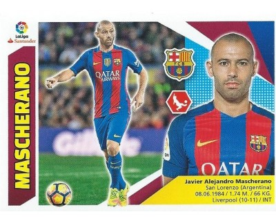 Liga Este 2017/2018 F.C. Barcelona Nº 5