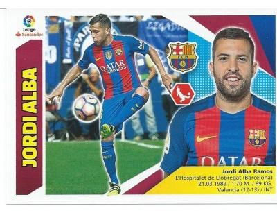 Liga Este 2017/2018 F.C. Barcelona Nº 7