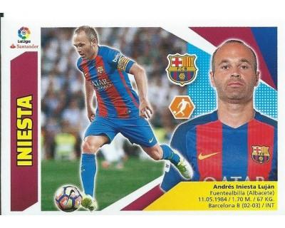Liga Este 2017/2018 F.C. Barcelona Nº 11