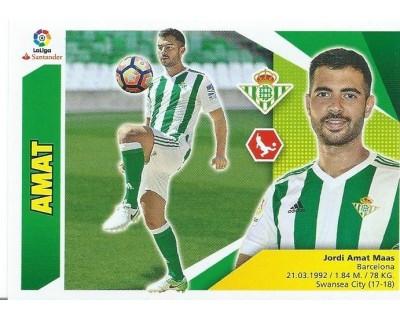 Liga Este 2017/2018 Real Betis Nº 4