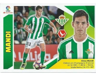 Liga Este 2017/2018 Real Betis Nº 6