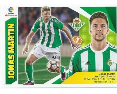 Liga Este 2017/2018 Real Betis Nº 9