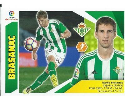 Liga Este 2017/2018 Real Betis Nº 10
